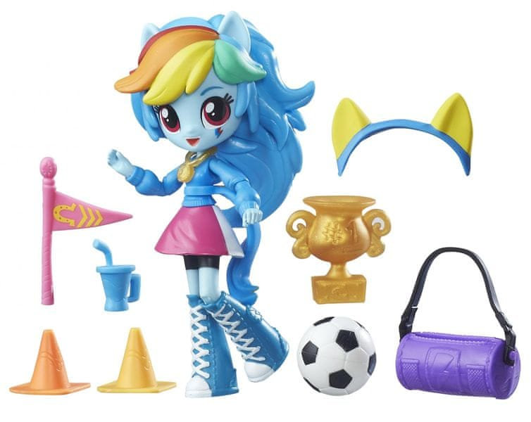My Little Pony Equestria Girls panenka Rainbow Dash