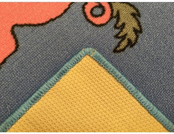 Dětský koberec Prasátko s kamarády 100x150 cm