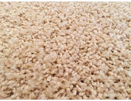 Kusový koberec Color Shaggy béžový 80x150 cm