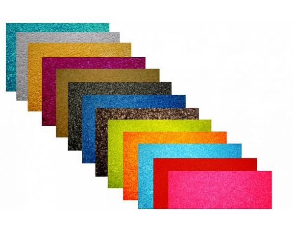 Kusový zelený koberec Eton 80x150 cm