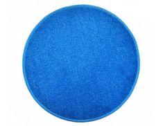 Vopi Kulatý světle modrý koberec Eton průměr 80 cm