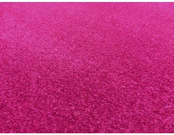 Kusový fialový koberec Eton 80x150 cm