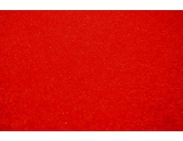 Kusový červený koberec Eton 120x170 cm