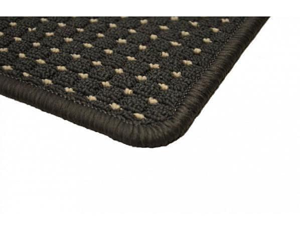 Kusový koberec Birmingham Antracit 200x300 cm