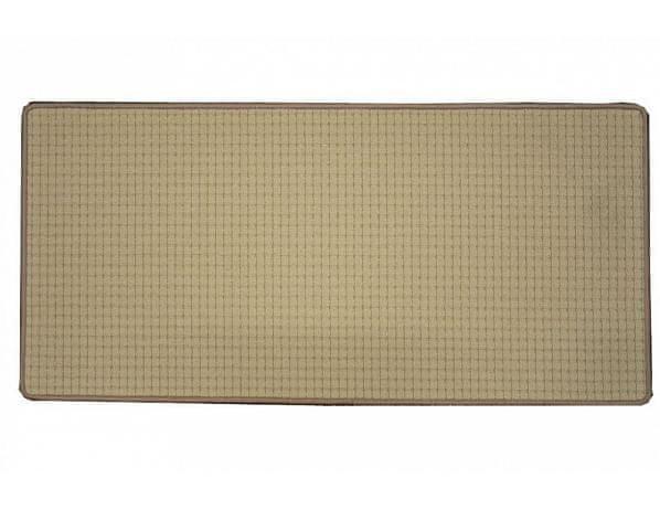 Kusový béžový koberec Birmingham 120x170 cm