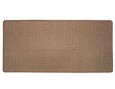 Hnědý kusový koberec Birmingham 120x170 cm