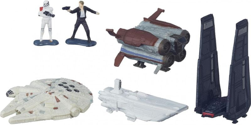 Star Wars Epizoda 7 - Space Pursuit
