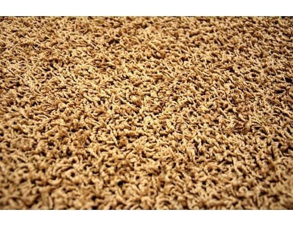 Kusový koberec Elite Shaggy světle hnědý 120x170 cm