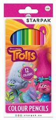 Barvice Trolls, 12kom