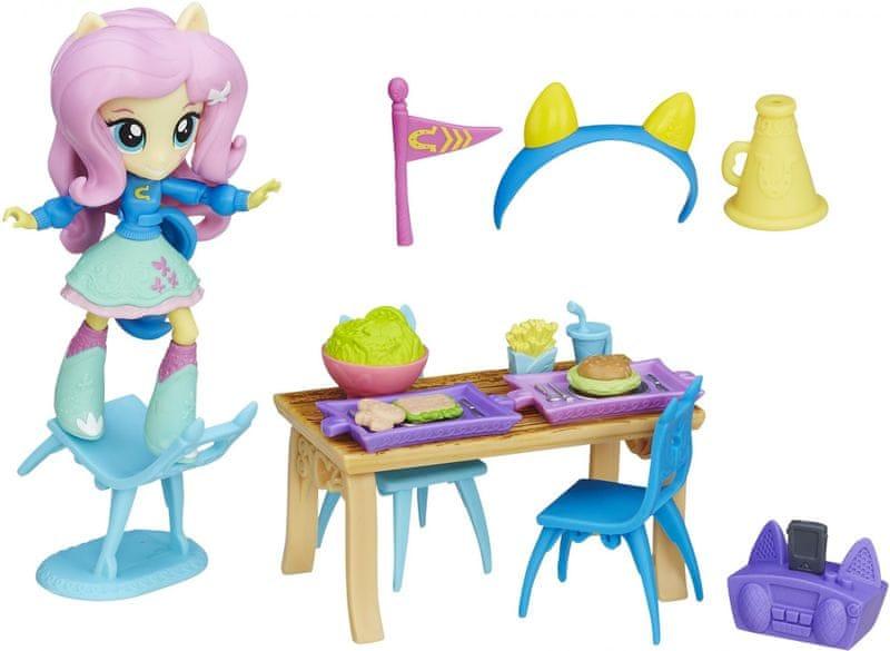 My Little Pony Equestria Girls tematický hrací set - Fluttershy