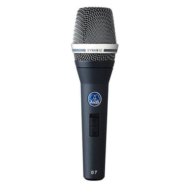 AKG D7 S Dynamický mikrofon s vypínačem