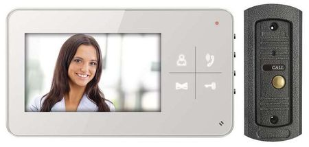 Emos videotelefon set, 4,3-palčni (H1134)