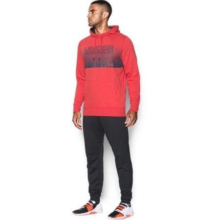 Under Armour moški pulover 1285995, S, rdeča