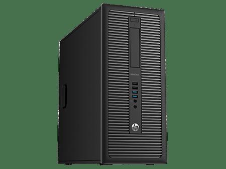 HP namizni računalnik EliteDesk 800 G2 i76700/256SSD/8GB/GT730/Win10Pro (X3J73EA)