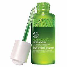 The Body Shop Omlazující pleťový koncentrát Nutriganics (Drops Of Youth Concentrate) 30 ml