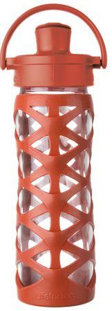 Lifefactory fľaša Activ CAP 475 ml Golden Gate Orange