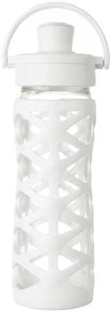 Lifefactory fľaša Activ CAP 475 ml Optic White