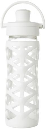 Lifefactory fľaša Activ CAP 475 ml Optic White