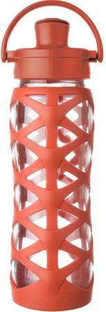 Lifefactory fľaša Activ CAP 650 ml Golden Gate