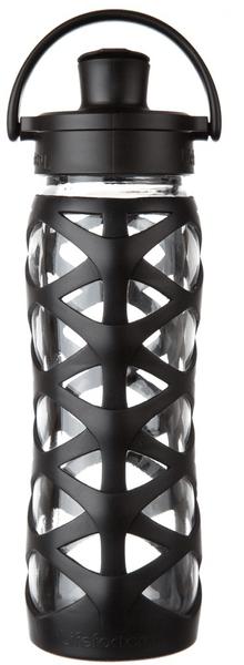 Lifefactory láhev Activ CAP 650 ml Onyx