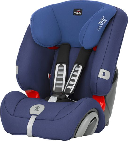 Britax EVOLVA 123 PLUS 2017, Ocean Blue