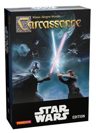 Mindok Carcassonne: Star Wars