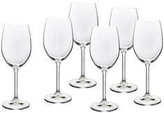 Banquet kieliszki do czerwonego wina Degustation 450 ml, 6 szt.