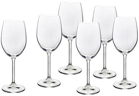 Banquet set kozarcev za rdeče vino Degustation, 450 ml, 6 kosov