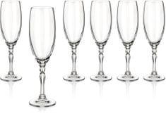 Banquet set kozarcev za šampanjec Lucille, 190 ml, 6 kosov