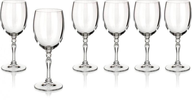 Banquet sklenice na bílé víno Lucille 200 ml, 6 ks