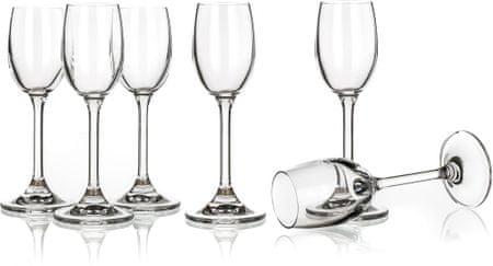 Banquet kieliszki do likieru Leona 60 ml, 6 szt.