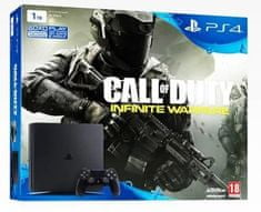 SONY konsola Playstation 4 Slim 1TB + COD IW
