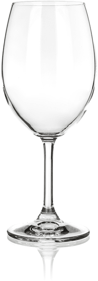 Banquet sklenice na červené víno Leona 430 ml, 6 ks