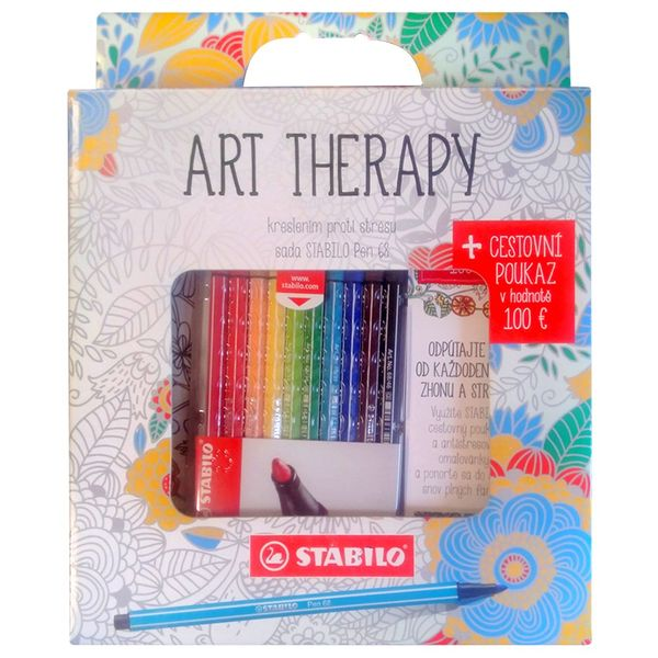 Set Art Therapy Stabilo