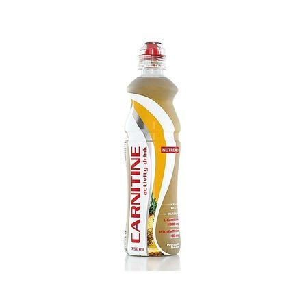 Nutrend Carnitín drink s kofeínom - ananás 1x750 ml