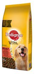 Pedigree Vital Adult Beef & Poultry kutyatáp 15 kg