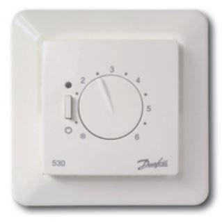 DANFOSS termostat podometni EFET 532 088L0035