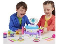 Play-Doh Plastociasto Tort Urodzinowy A7401