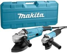Makita Set uhlových brúsok DK0053G