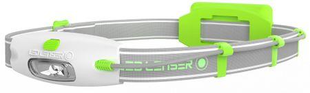 LEDLENSER čelna svetilka Neo, zelena