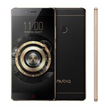 ZTE Nubia Z11, 6GB/64GB, Dual SIM, černá-zlatá - II. jakost