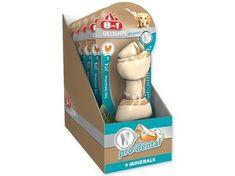 8in1 Kost žvýkací Dental Delights S 6ks