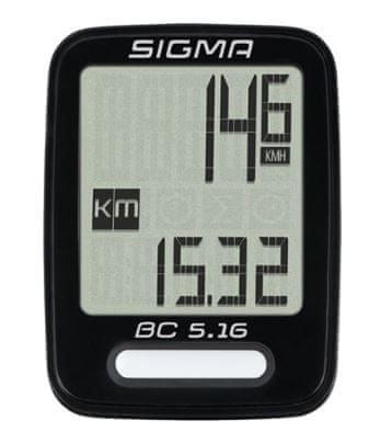 Sigma Computer Topline BC 506