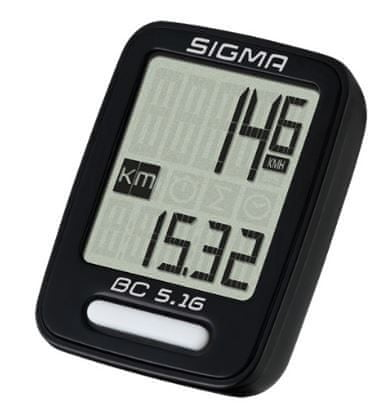 Sigma Licznik rowerowy BC 506