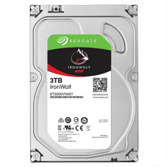 Seagate tvrdi disk NAS IronWolf 3 TB, Sata 3, 6 Gb/s, 7200