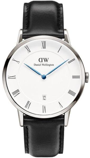 Daniel Wellington Dapper Sheffield Silver DW00100088
