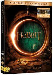 A hobbit: DVD Trilógia II.osztály