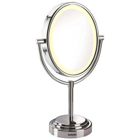 BaByliss kozmetično ogledalo 8437E, osvetljeno