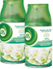 Air wick Freshmatic Max náhradní náplň Bílé květy frézie 250 ml, 2 ks