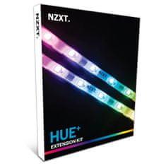 NZXT osvetlitev ohišja Hue+ Extension Kit - Odprta embalaža